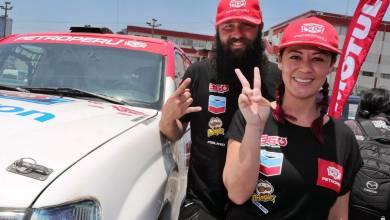 Photo of Fernanda Kanno + Alonso Carrillo: Cuando el Dakar hace a la felicidad
