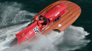 Photo of Arno XI: La Ferrari que brilló en el agua