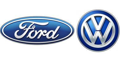 VW y Ford cerca de cerrar acuerdo para fabricar vehículos autónomos