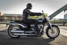 Photo of Harley-Davidson Fat Boy 114 ya disponible en Argentina