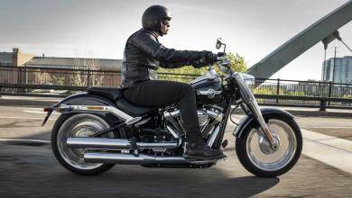 Photo of Harley-Davidson Fat Boy 114 ya disponible en Argentina