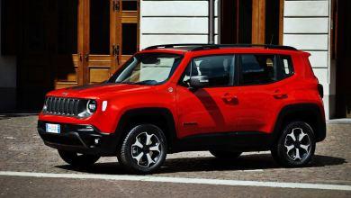 Los nuevos Jeep híbridos enchufables se muestran en Turín