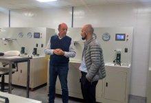Photo of Empresarios de México y Chile visitaron las instalaciones de WEGA