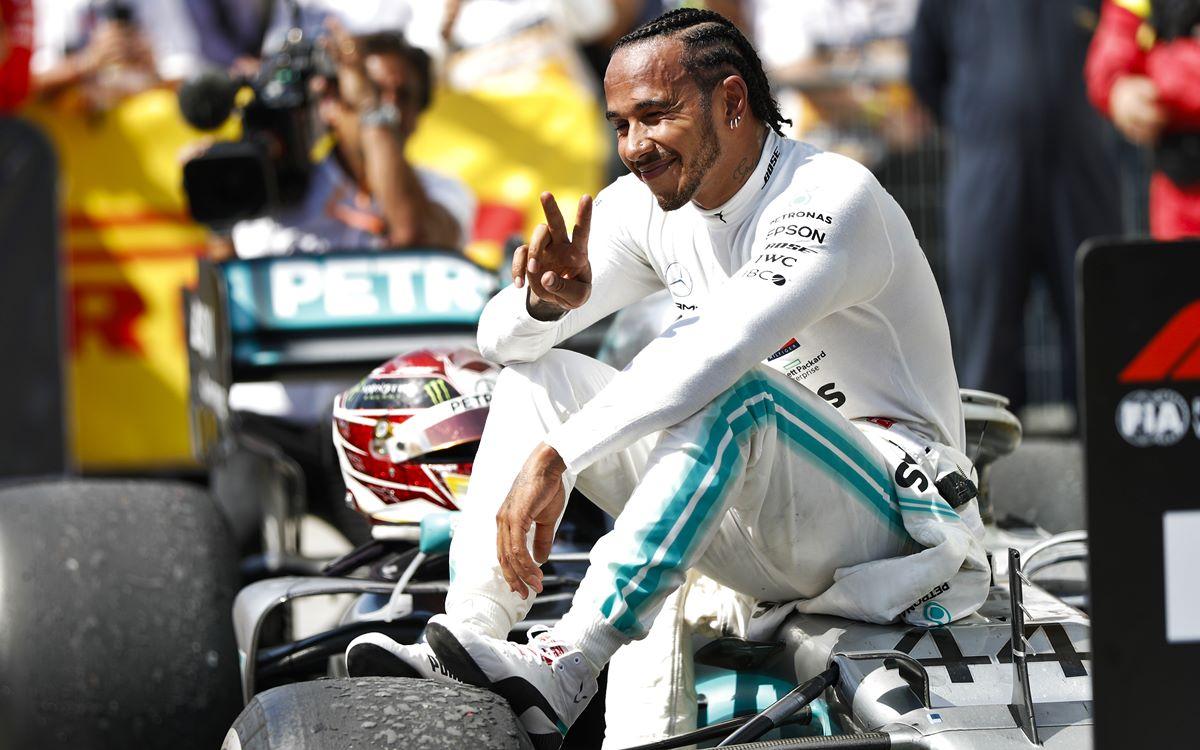 ¿Podrá Lewis Hamilton quebrar este año la marca de victorias de Michael Schumacher?