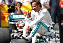 Photo of Lewis Hamilton, el óctuple campeón de Fórmula 1…
