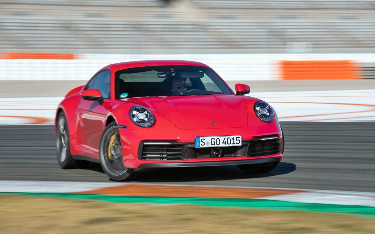 El Porsche World Roadshow llega a la Argentina