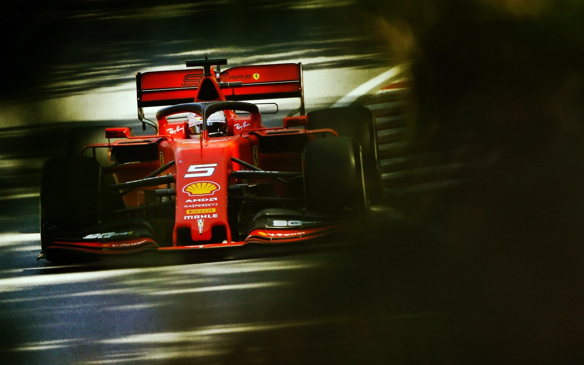 Ferrari podría apelar la sanción a Sebastian Vettel