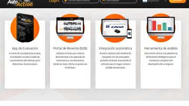 Auto Action: La App que llegó para solucionar la compraventa de autos usados