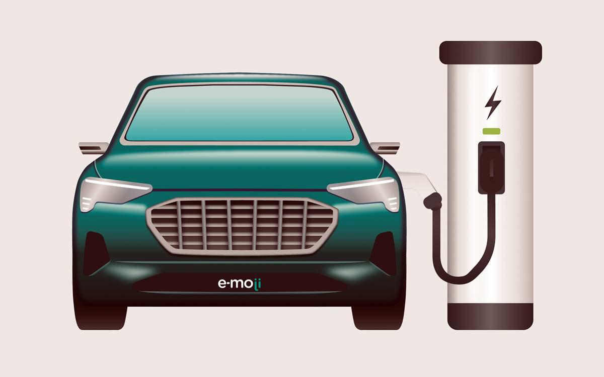 Audi e-moji