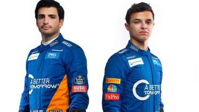 Photo of McLaren confirmó la continuidad de Carlos Sainz y Lando Norris