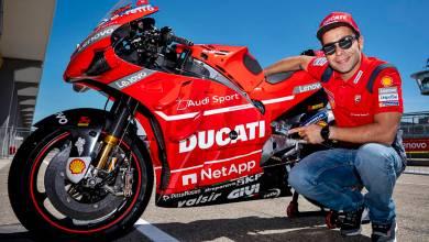 Danilo Petrucci sigue con Ducati