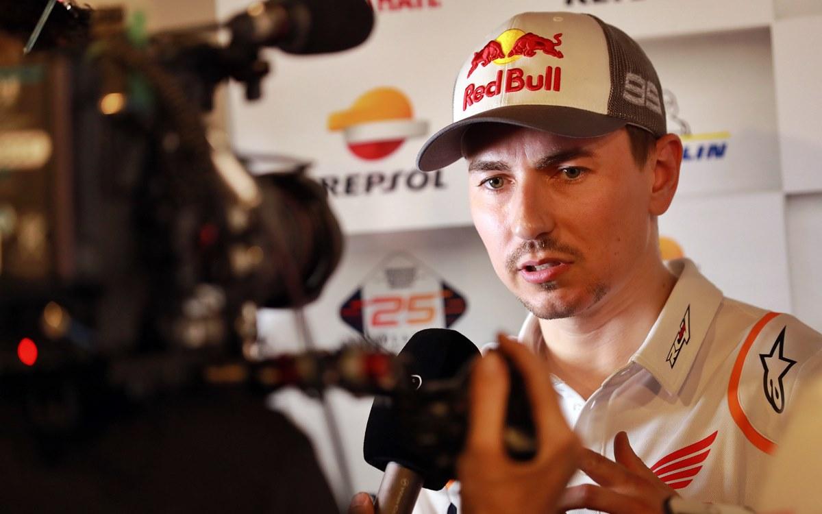 Jorge Lorenzo se ausentará en otras dos carreras