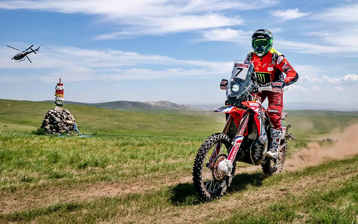 Silk Way Rally: Kevin Benavides gana en el ingreso a Mongolia