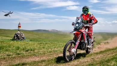 Photo of Silk Way Rally: Kevin Benavides gana en el ingreso a Mongolia