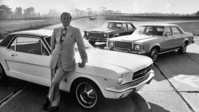 Photo of Murió Lee lacocca, el padre del Ford Mustang