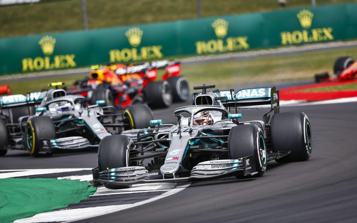 Lewis Hamilton, el rey de Gran Bretaña