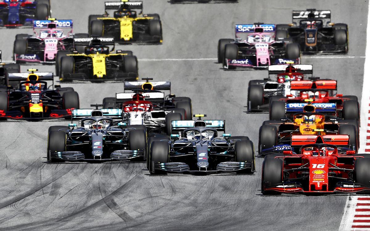 ¿Qué les pasó a las Flechas de Plata en el GP de Austria?