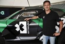Photo of Sébastien Ogier, tester de lujo de la Extreme E