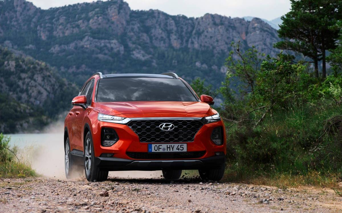 Hyundai lanza la All New Santa Fe 2019