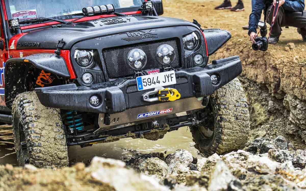BFGoodrich Mud Terrain T/A KM3: Neumáticos todoterreno para condiciones extremas
