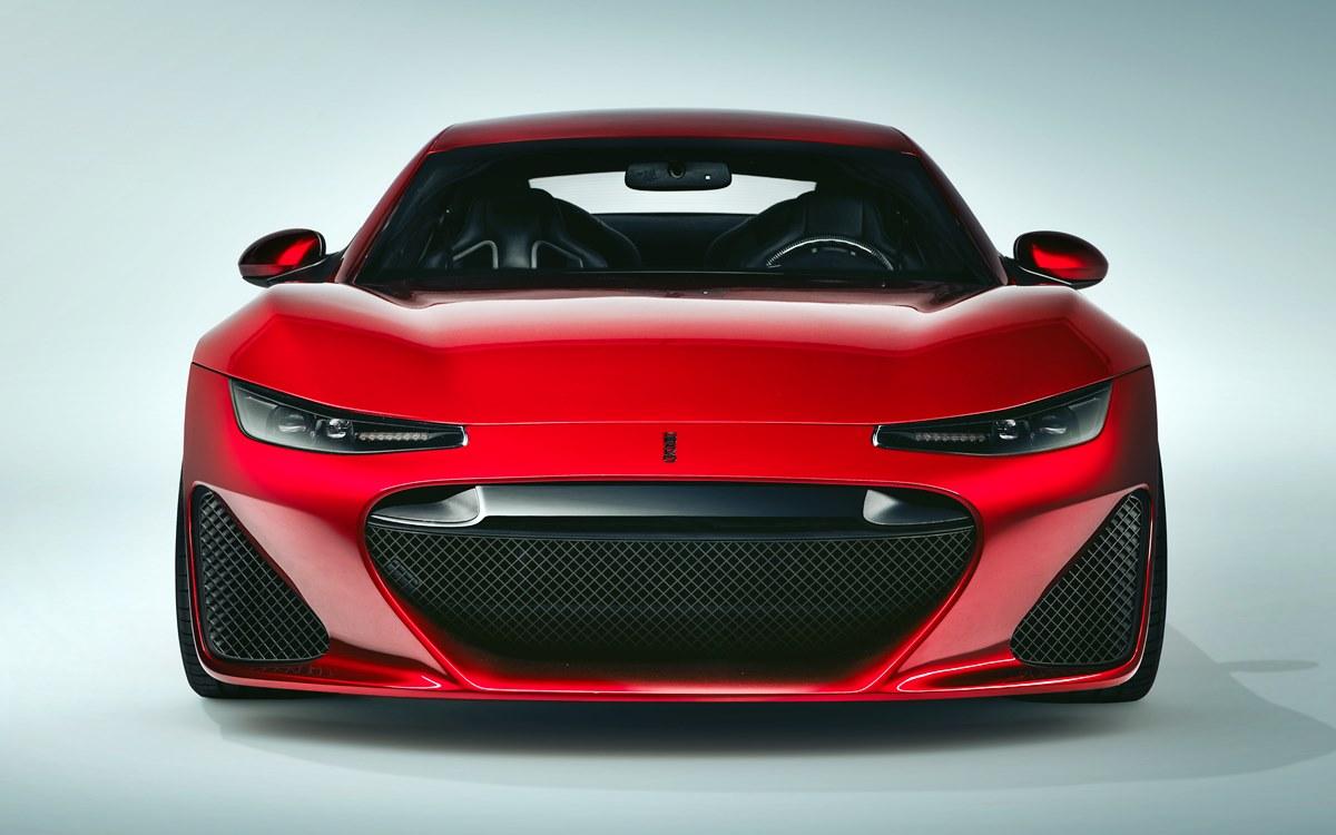 Drako GTE: El deportivo eléctrico de 1.200 CV