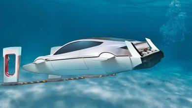 Photo of Elon Musk ya tiene el diseño de su Tesla submarino