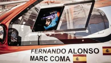 Photo of Fernando Alonso debutará oficialmente en el Cross Country