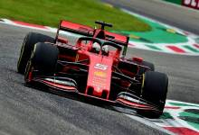 Photo of Sebastian Vettel contra las cuerdas