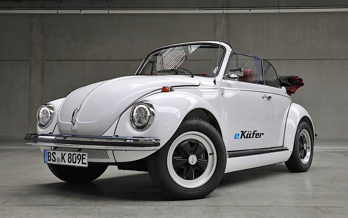 Tu viejo VW Beetle ahora puede ser eléctrico