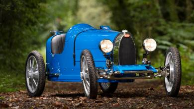 Photo of Bugatti Baby II: Para chicos y grandes