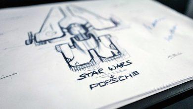 Photo of Porsche tendrá su nave para el universo de Star Wars