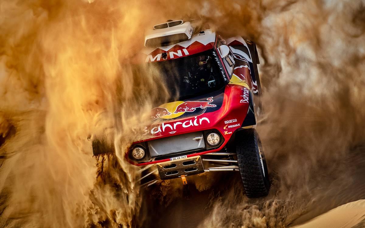 Dakar 2020: El X-Raid con pilotos confirmados para sus buggy