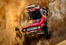 Photo of Dakar 2020: Peterhansel y Sainz conducirán los buggy del X-Raid
