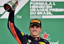 Photo of GP de Brasil: Max Verstappen le ganó la pulseada a Lewis Hamilton