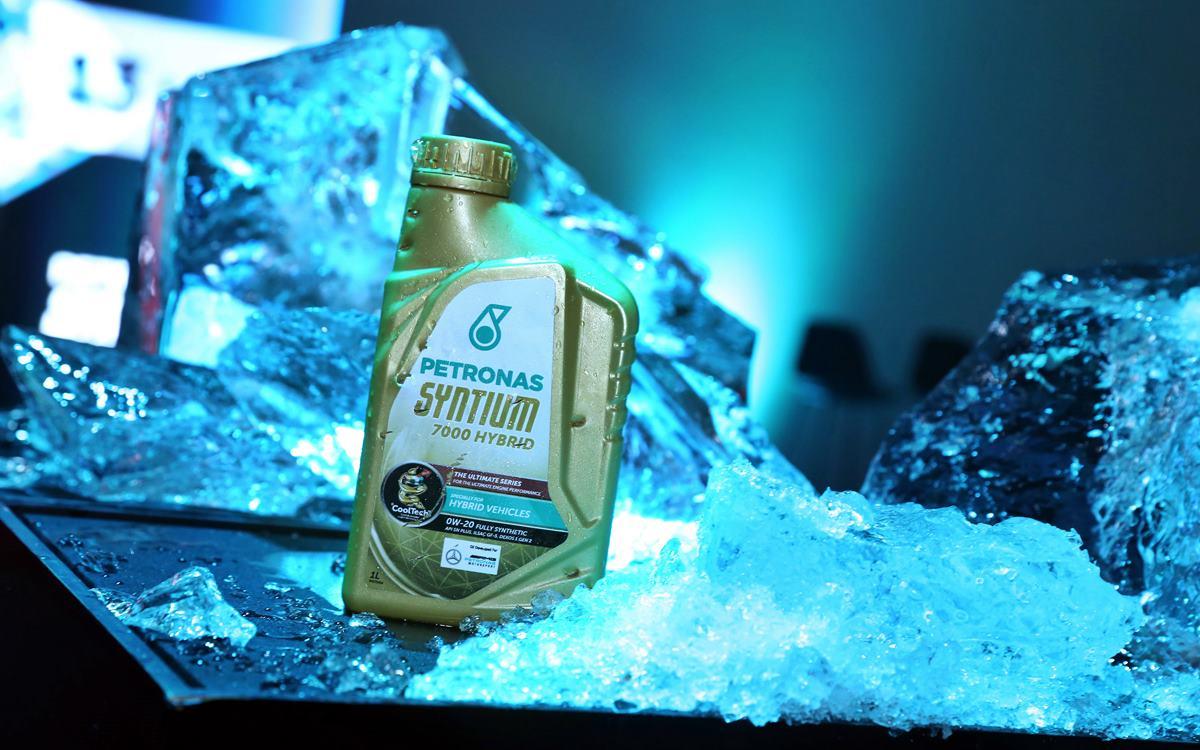 Petronas Syntium Hybrid