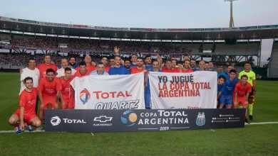 """Photo of Total cumplió el sueño de los 24 ganadores de la promo """"Jugá la Copa Total Argentina"""""""
