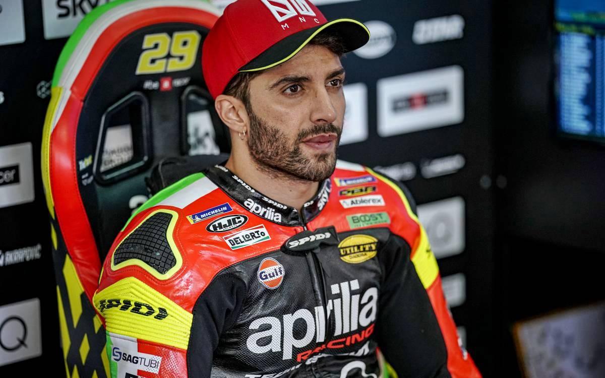 Andrea Iannone fue suspendido por dopaje