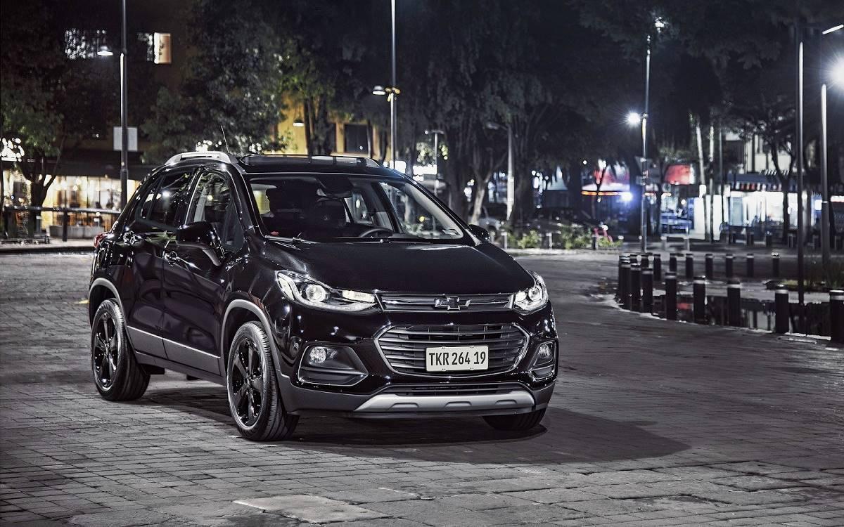 Chevrolet Tracker Midnight