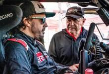 Photo of Glyn Hall confía en que Fernando Alonso hará un buen trabajo en el Dakar 2020
