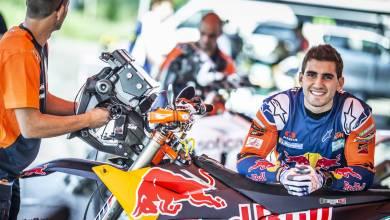 """Photo of Luciano Benavides: """"Sueño con ganar el Dakar"""""""