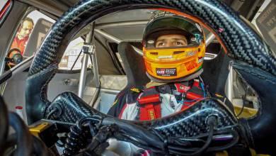 Photo of Matías Rossi con el modo Stock Car activado
