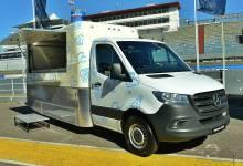 Photo of Así es la Mercedes-Benz Sprinter Food Truck