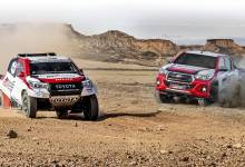 Photo of Frente a frente: Toyota Hilux del Dakar vs. Toyota Hilux de calle