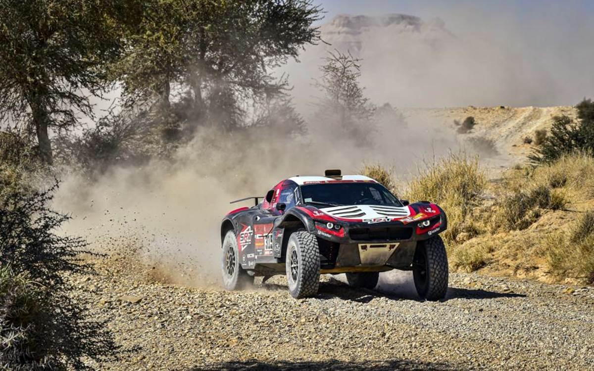 Century CR6, el buggy que le ganó a los favoritos del Dakar 2020