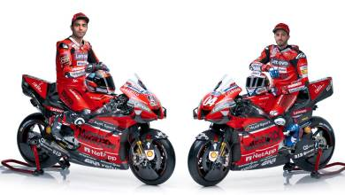 Photo of El equipo Ducati de MotoGP con expectativas renovadas