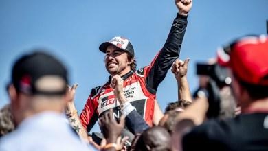 Photo of Para Jacky Ickx, Fernando Alonso puede ganar el Dakar…