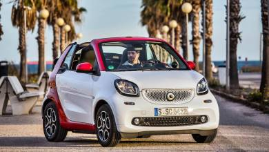 Photo of El Smart Fortwo Cabrio de 2016, el auto más bello de la década