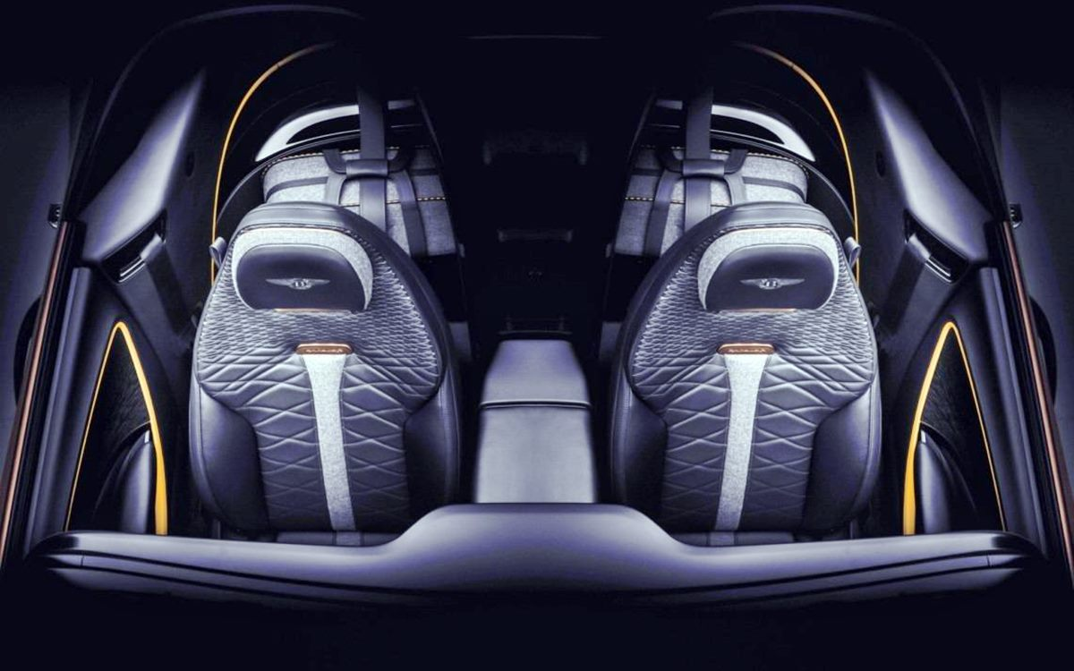 Bentley Mulliner Bacalar: Un biplaza a todo lujo