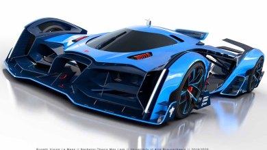 Photo of Bugatti Vision Le Mans: Un futuro propulsado por iones