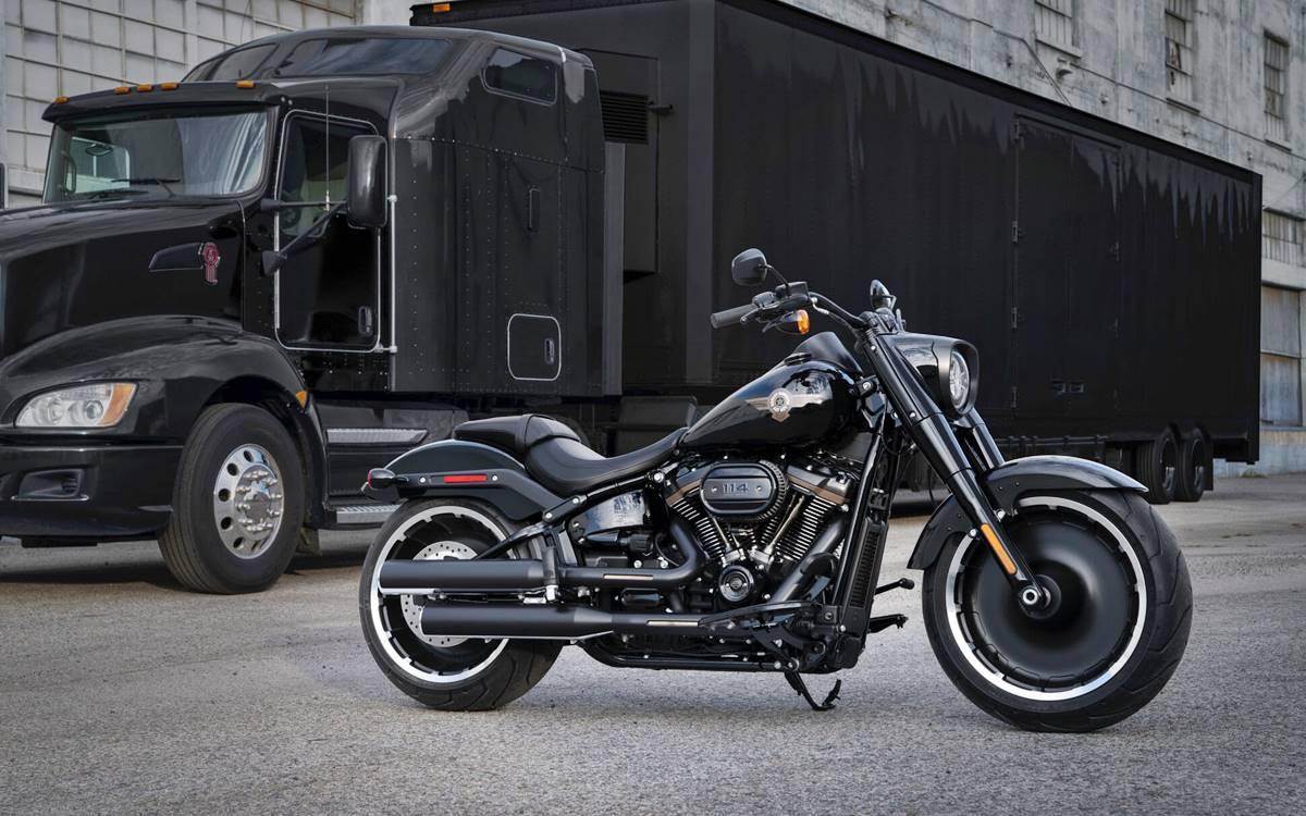 Harley-Davidson Fat Boy 30th Anniversary